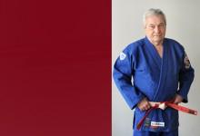 A 85 éves Dr. Galla Ferencet köszöntötték a Testenevelési Egyetemen