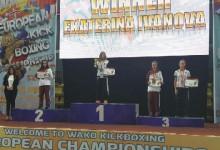 Kick-box Európa-bajnokság,a döntők első napja: 12 arany!!!
