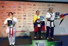 Három (plusz egy) magyar érem a parataekwondo vb-n!