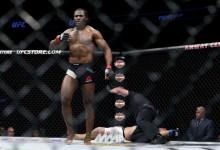 Kíméletlenül győzött a nehézsúlyú UFC-s tehetség