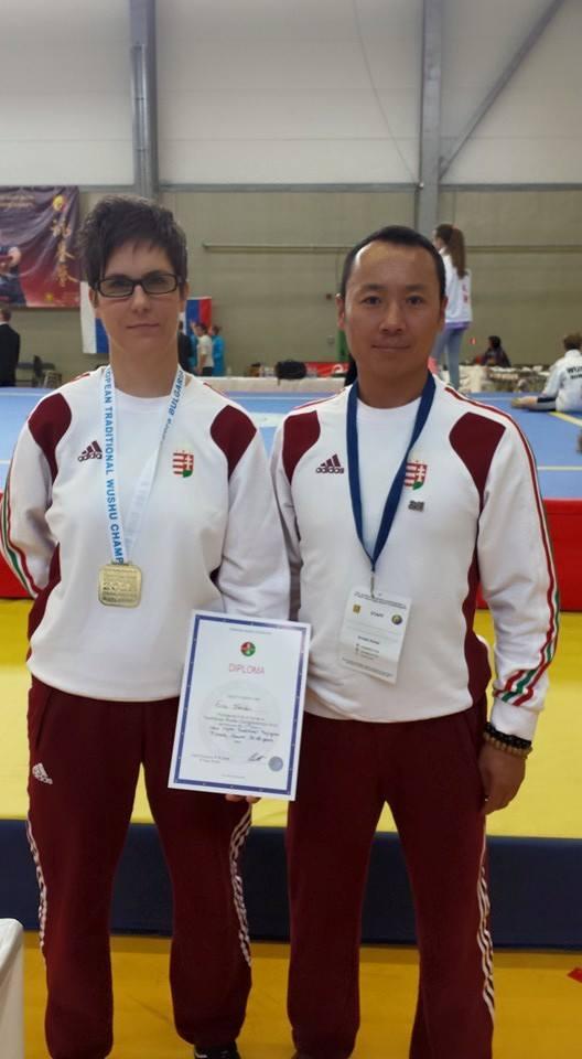 Éva és mestere, Li Yu