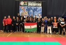 Jiujutsu Vb-vel hangoltak kempósaink a budapesti Eb-re