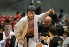 100 ember ellen: Tariel Nikoleishvili teljesítette a kyo legnagyobb próbatételét