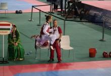Luca legyőzte a világelsőt, ezüstérmet szerzett az U21-es taekwon-do Eb-n