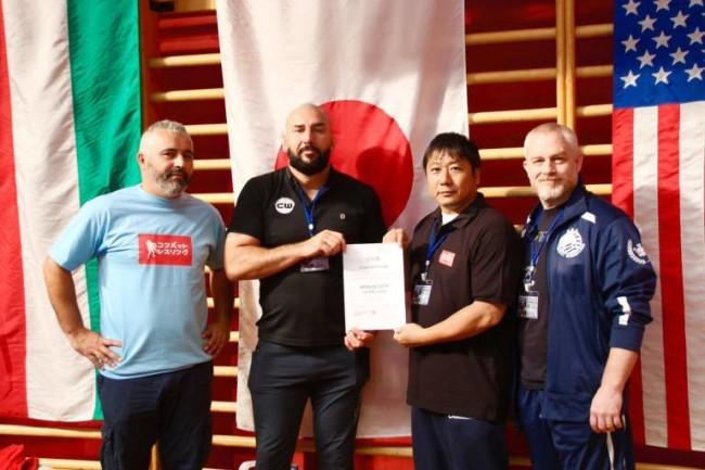 A szervezők a vb-n jelentették be a 3. világbajnokság időpontját és helyszínét