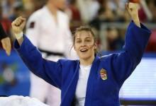 Olimpiai győzelemmel akar búcsúzni az ifiktől a judós Gercsák Szabina