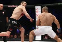 Brutális szuperfight: Rousimar Palhares vs Steve Carl