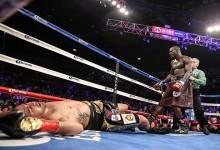 Deontay Wilder kiütéssel védte meg WBC övét