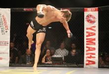 Hátraszaltóval kel fel reggelente a UFC frissen igazolt fiatal karatebajnoka