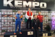 Kempo: Világkupa-győztes és harmadik lett Magyarország a vb-n