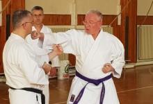 Karate szeminárium Békéscsabán