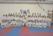 Nyári Goju-ryu karate hírek-sikeres táborok!