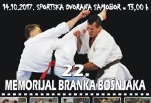 22. Branko Bosnjak emléktorna – Samobor, eredmények