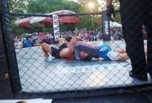 Több száz néző, sportszerű verseny a Fuji Fight Ketrecharc Gálán