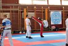 Sikeres Kick-box Dan-vizsgák Budapesten!