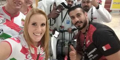 Amatőr MMA Világbajnokság – Bahrain
