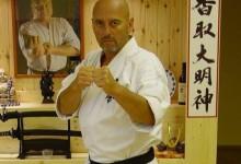 Exkluzív edzést tart Budapesten Kaicho Adámy István (9. DAN)