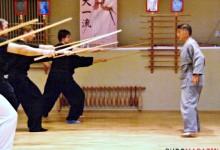 Lendületben Musashi kétkardos vívóstílusa