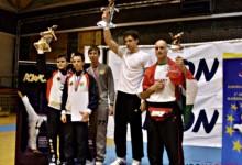 Remek magyar szereplés az I. Hapkido Európa-bajnokságon