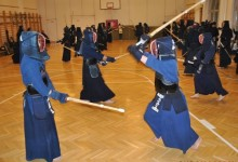 Ismét hazánkban jártak a Kokushikan kendokák