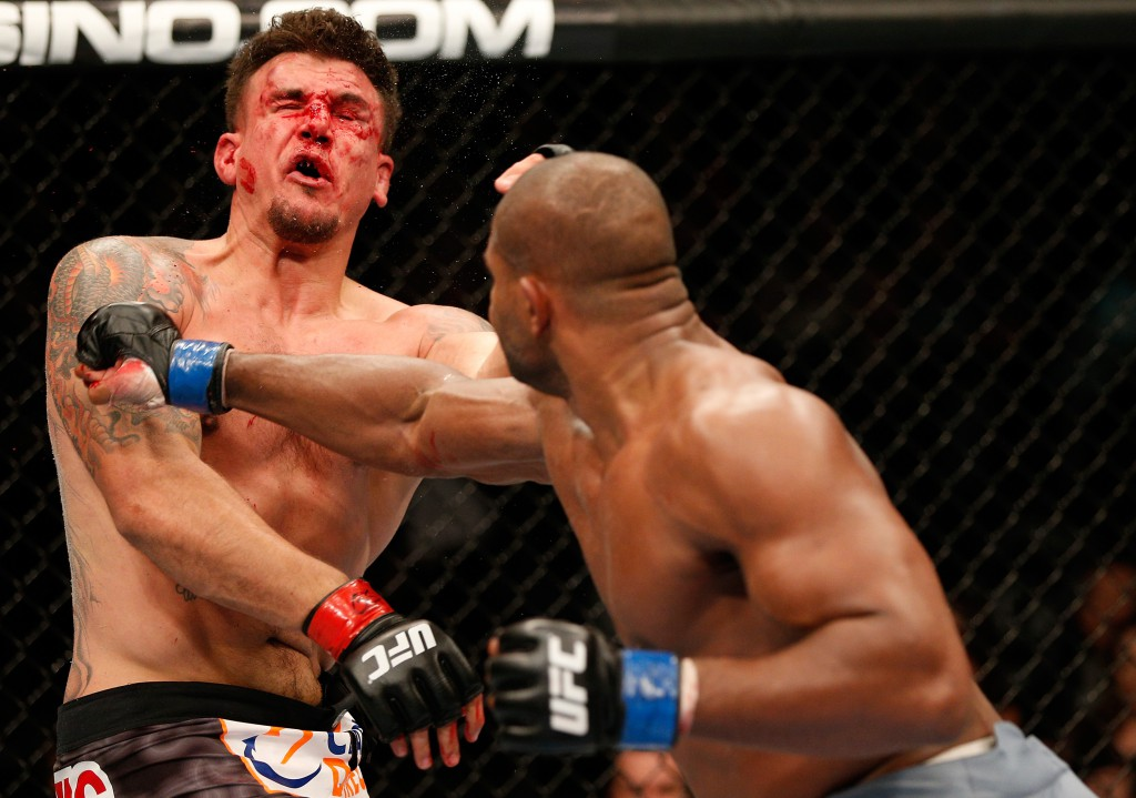 UFC 169: Mir v Overeem