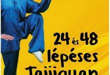 KÖNYVAJÁNLÓ: Liang Shou-Yu mester és Wu Wen Ching: 24 és 48 lépéses Taijiquan