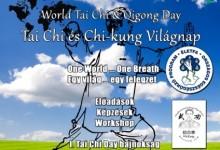 Félszáz workshop a Tai Chi Napon
