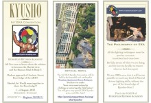 Budapesten lesz az I. Kyusho Kongresszus