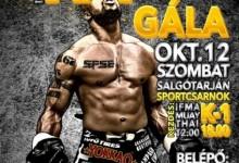 Salgótarjáni tornával indul a Fight Night szezon