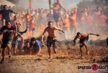 Spartan Race extrém akadályfutás áprilisban