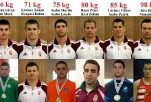 Tizenhét nagy bajnok a Birkózó Nagydíjon