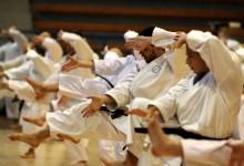 Ilyen egy nyári edzőtábor wado-ryu módra