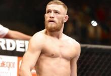 Szívszorító csapás érte Conor McGregor-t legfontosabb meccse előtt