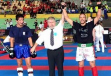 Kick-box Eb: magyar aranyérmek a láthatáron