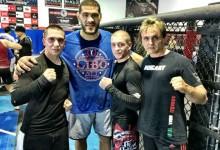 Exkluzív: Két magyar srác edzései és élményei a világ legjobb MMA edzőtermében