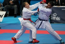 Két magyar versenyző uralja a pénzdíjas Karate1 sorozatot