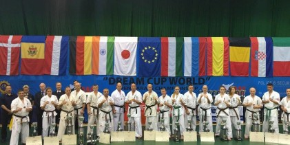 BESZÁMOLÓ RIPORT DREAM CUP WORLD – OPEN KARATE CHAMPIONSHIP – 2017 – 06-07. OCTOBER, 2017 – BUDAPEST – HUNGARY