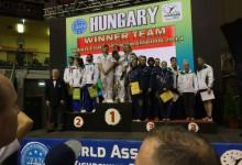 Kick-box Eb Maribor: arattak a magyarok!