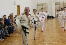 Regionális taekwon-do edzés Maroslellén