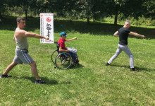 Sport-parasport tábor és turisztikai konferencia Parádsasváron