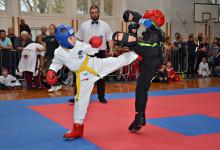Kick-boksz ünnep Újkígyóson!