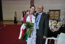 Idén is szereztünk érmet a WTF Taekwon do Európa-bajnokságon