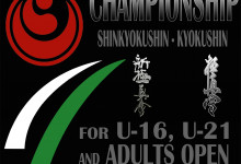 Shinkyokushin Karate EB – november 23-25.