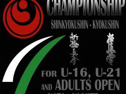 Shinkyokushin Karate EB – november 23-25.