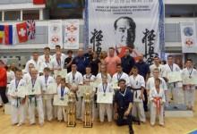Magyarország második az IKOK kyokushin Európa-bajnokság éremtáblázatán