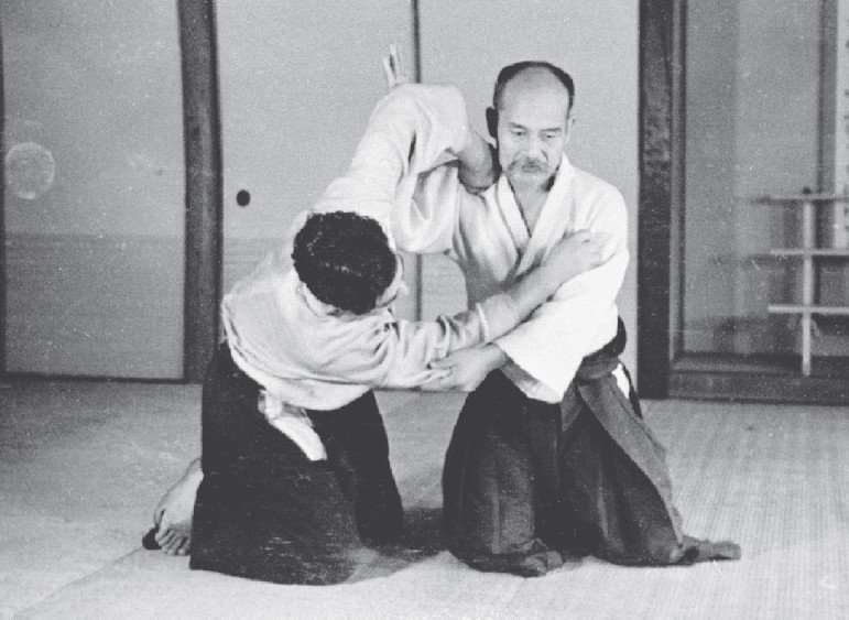 Kokyu Nage, 1935, Noma Dojo