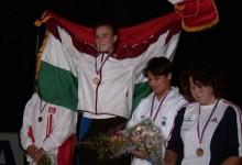 Interjú: megvan, miért nem indult legsikeresebb bokszolónőnk az Ob-n