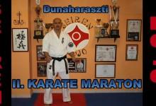 II. Karate Maraton