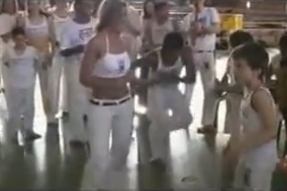 Capoeira és szamba