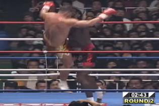 Andy Hug vs. Ernest Hoost – 1999